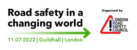 London Road Safety Council Conference 2020 Logo